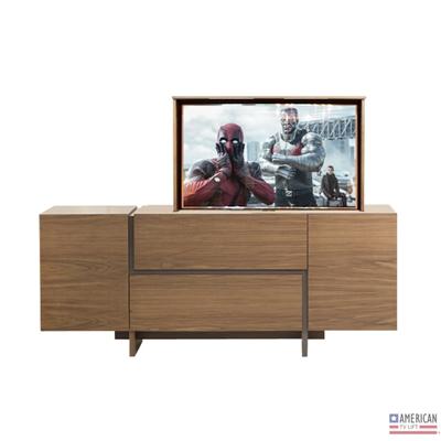 Modern Wade TV Lift Cabinet