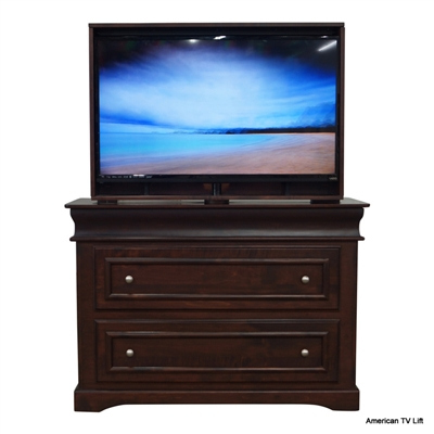 Transitional Tyler TV Lift Cabinet